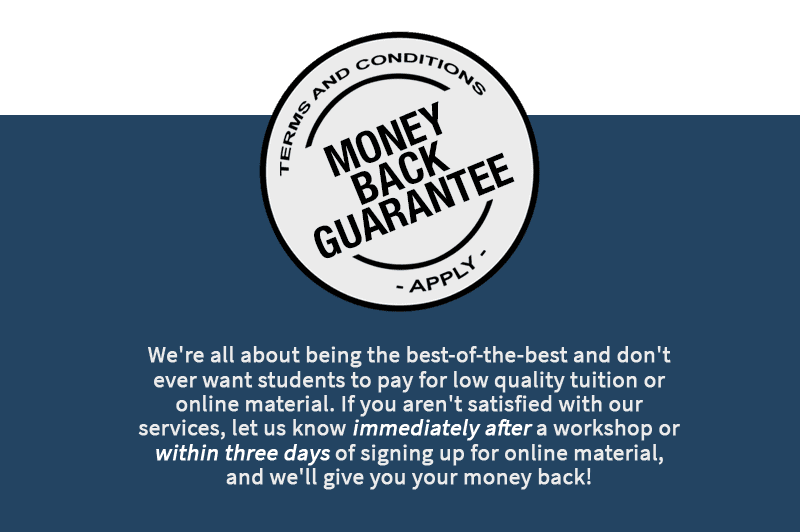 Money Back Guarantee Mobile