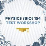 Physics Bio 154