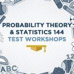 Probability Theory & Statistics 144