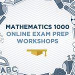 Mathematics 1000 MAM1000 UCT