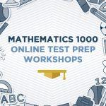 Mathematics 1000 MAM1000 Online Test Prep