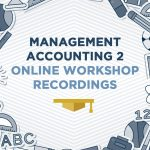 Management Accounting ACC3023 UCT