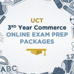 Commerce UCT University of Cape Town